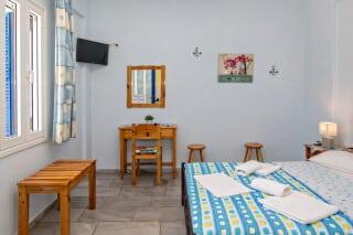double studio for two irini tinos facilities