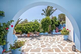 double studio for two irini tinos garden