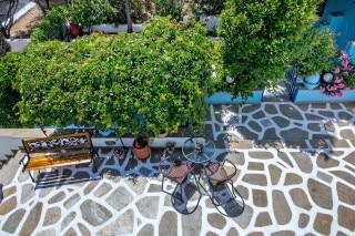 triple studio 1 irini tinos garden view