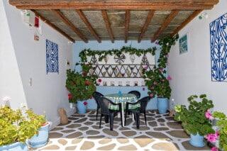triple studio for 3 irini tinos garden